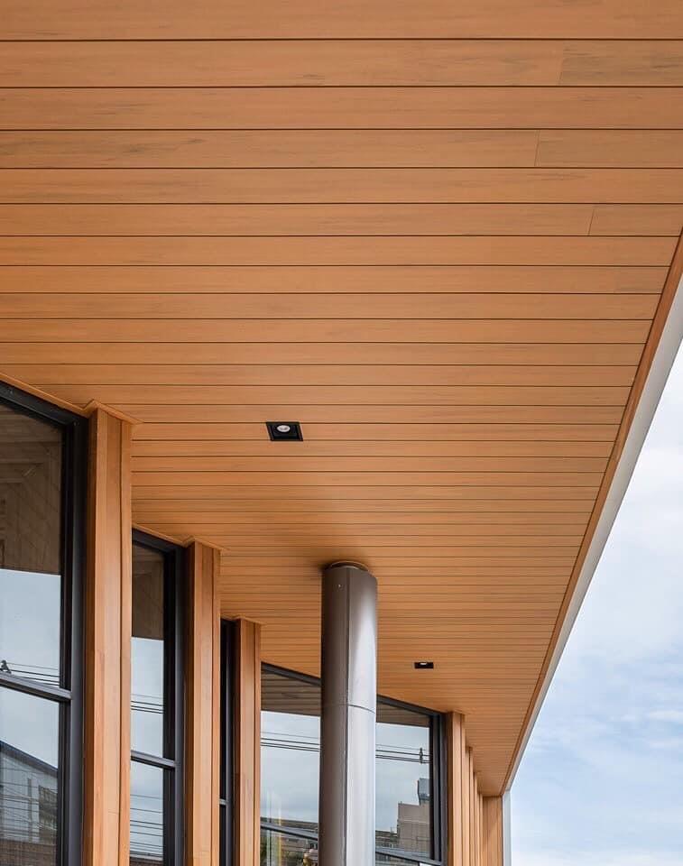 Gỗ nhựa Plawood - sự lựa chọn hoàn hảo trong thiết kế nội, ngoại thất