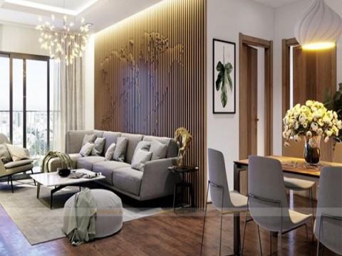 3 mẫu thiết kế căn hộ chung cư 100m2 3 phòng ngủ đẹp mê ly