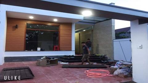 Thi công trọn gói Nhà phố 1 tầng 2 phòng ngủ đẹp tại Quảng Trị